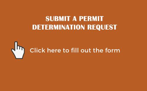 Permit Determination Request Form